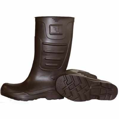 TINGLEY Men's Airgo Ultra Lightweight Boot Knee High, Brown, 7 M ()