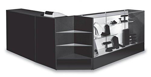 Checkout Showcase Counter Register Knockdown