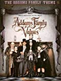 Addams Family Theme (Piano Vocal, Sheet Music)