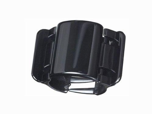 Linziclip - Midi Black - Pince à cheveux - Pack de 3 Linshell HAMIDBLAMZ