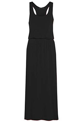 long black grecian dress - 4