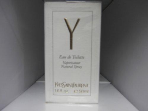 Yves Saint Laurent Y Perfume By Yves Saint Laurent 50 Ml Eau De Toilette
