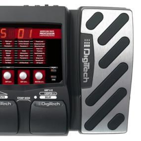 31gwaWl3aOL DigiTech BP355 Bass Guitar Multi-Effects Processor, Stomp Mode