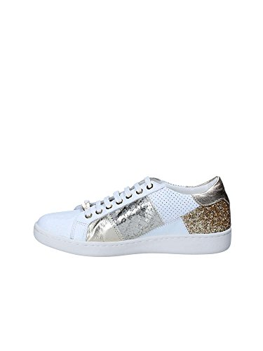 Keys 5531 Bianco Sneakers Donna 39 dr4dqRBW