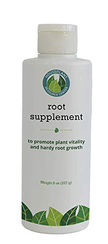Houseplant Resource Center Root Supplement - Root Stimulator for Plants Boosts Natural Immunity to Guard Against Root Rot (8 oz) (Best Fertilizer For Figs)