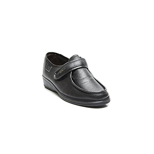Doctor Cutillas 780 - Zapato Ortopédico Velcro Negro Negro