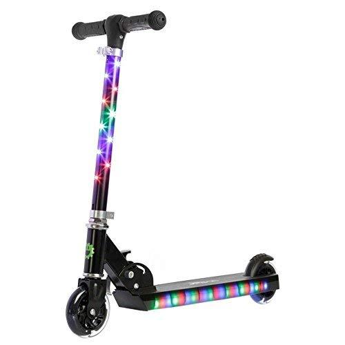 Jetson Jupiter Scooter with LED Lights - Black ()
