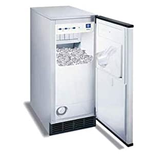 Manitowoc Compact SM-50A Ice Maker and Bin 31gwid96coL