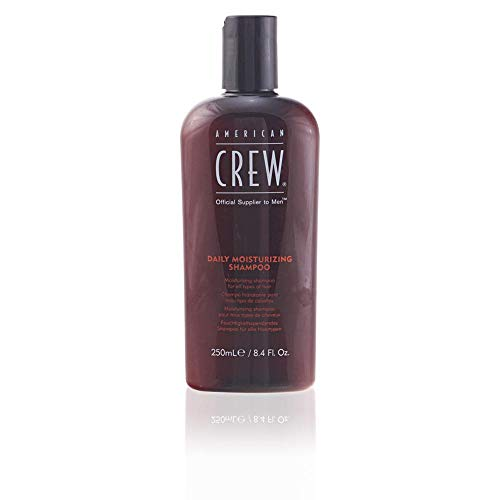 American Crew Daily Moisturizing Shampoo, 33.8 Ounce (Best Conditioner For Straw Like Hair)