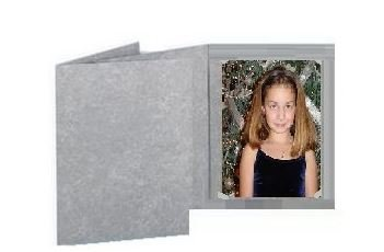 Photo folders for 4x6'' and 5x7'', Marble Gray Color, PACK OF 400. by STC
