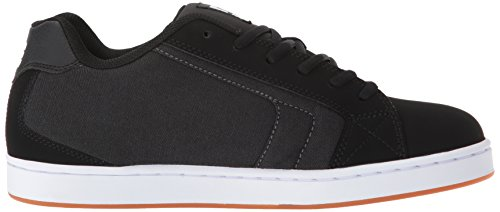 Black herringbone Shoes Homme De M Skateboard Dc Chaussures Net wASqzxHZZf