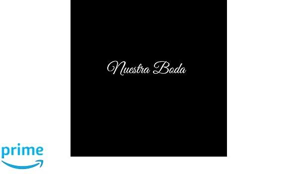 Nuestra Boda: Libro De Visitas Nuestra Boda para bodas decoracion accesorios ideas regalos matrimonio eventos firmas fiesta hogar invitados boda 21 x 21 cm ...