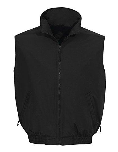 (Big Mens Ridge Rider Nylon Vest with Fleece Lining by TR Gold)