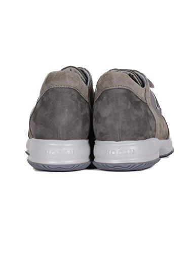 Exclusivo barato en línea Hombres Hogan Hxm00n0q102h5i0pcm Zapatillas De Gamuza Verde Venta de venta en línea WRZJ4