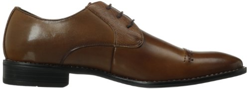 Stacy Adams Hombres Huntley Oxford Brandy