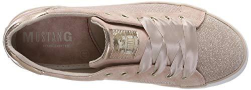 555 Sneakers 1267 308 Basses Femme Mustang 555 Rouge rose tUFqwEUn
