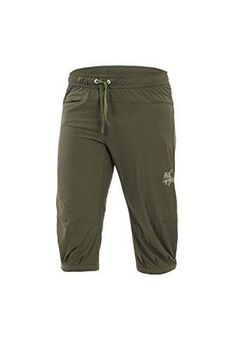 Maloja - WinnieM. pantalon de sport pour femmes (vert foncé) - L