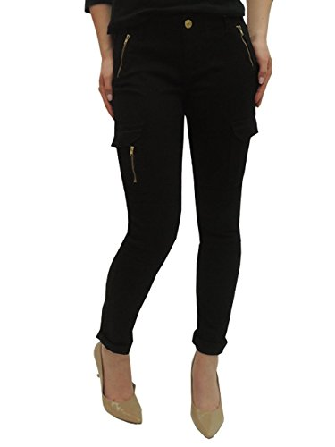 Womens Elite Jeans Skinny Zipper product image