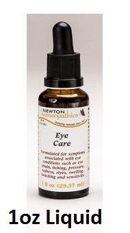 Newton Labs Homeopathics Remedy Eye Care 1oz Liquid
