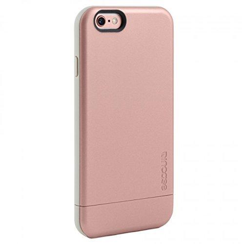 Incase Pro Slider Case for iPhone 6 Rose Gold/ White Model- Metallic Pink INPH10050-RGD