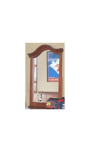 Louis Philippe Youth Cherry - Alpine Furniture Louis Philippe Youth Mirror