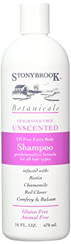 STONEY BROOK SHAMPOO,UNSCENTED, 16 FZ- 3 pack