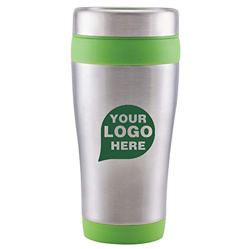 (CloseoutPromo Legend - 16 oz. Stainless Steel Tumbler - 50 Quantity - $3.79 Each - Promotional Product/Bulk with Your Logo/Customized)