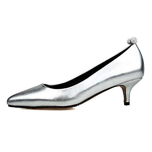 Zeppa Dgu00512 An Con Silver Donna Sandali awwtdrq