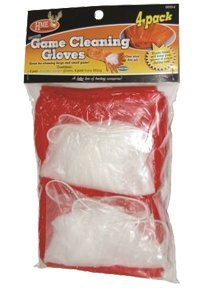 - HME Products Game Cleaning Glove Combo
