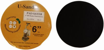Cherryhillrp BPS6 6 in. Backer Pad Saver - 4 Pack for sale  Delivered anywhere in USA