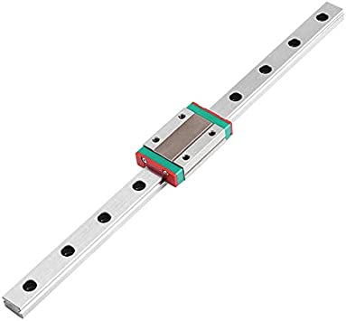Bloc Coulissant Mgn12c Msleep Kit de Guidage de Rail Miniature CNC pour imprimante 3D
