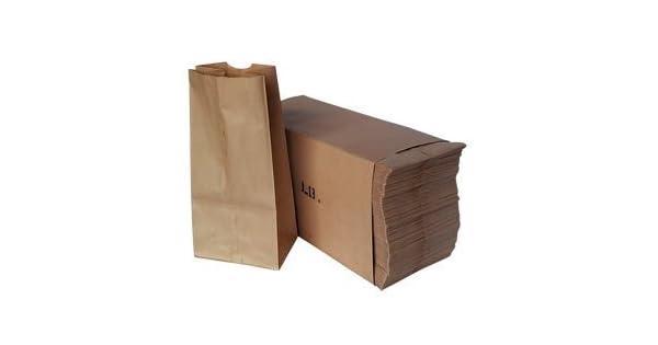 Amazon.com: Bolsas de papel para el almuerzo, bolsas de ...