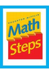 Math Steps Bundle: Level 2 (Student Edition, California Teacher Edition, Teacher Resource Copymasters) -  Houghton Mifflin