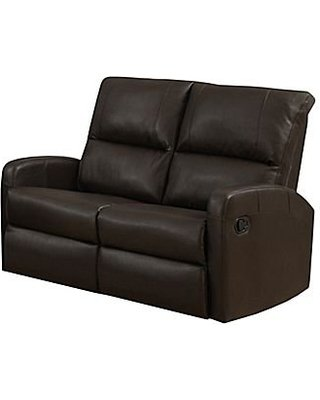 Reclining Loveseat, Brown