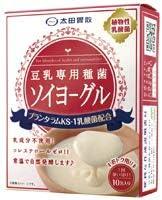 太田胃散 豆乳専用種菌 ソイヨーグル(冷蔵) オーサワジャパン 15g(1.5g×10)×6個