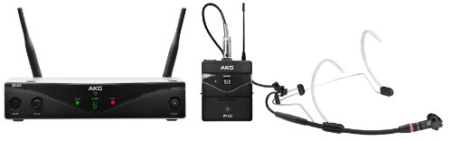 - AKG Pro Audio WMS420 Head Set Band A Wireless Microphone System