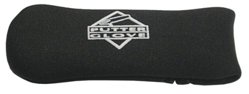 Iron Gloves Weatherproof Neoprene Putter Cover (Black)
