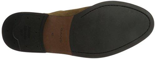 Gant Max, Stivali Chelsea Uomo Braun (Tabacco Brown)