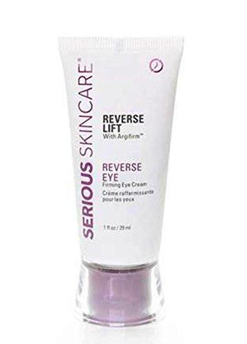 Serious Skincare Reverse Lift with Argifirm Reverse Eye Firming Eye Cream 1 Fl Oz.