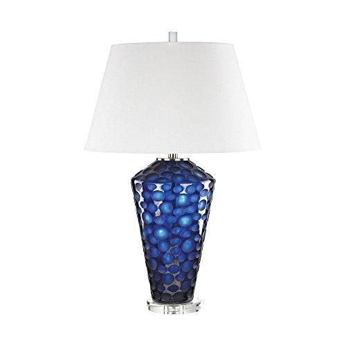 Elk Lighting D3062 Ebullience Table Lamp Blue