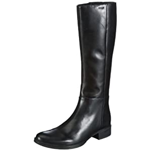 Geox D Meldi P, Stivali da Equitazione Donna