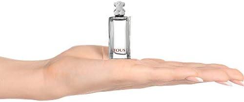 Perfumes miniaturas originales de mujer como detalles para bodas colonias Tous Eau de toilette 4,5 ml. para regalar a los invitados en Primera Comunión y bautizo: Amazon.es: Hogar