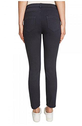 Oui Black Jeans Straight Women's Leg IZwqIFr