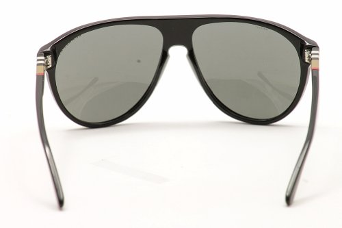 54MM sol 33966G BURBERRY 4142 de Transparente Negro BE Gafas Top qERzf