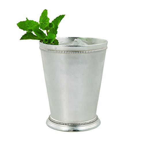 (Twine Old Kentucky Home: Mint Julep Cup, Silver )