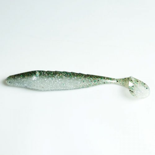 Missile Baits Shockwave 4.25, Army Green Flash