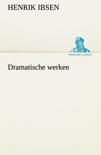 (Dramatische werken (TREDITION CLASSICS) (Dutch Edition))