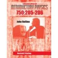 Laboratory Notes for Introductory Physics 750: 205-206