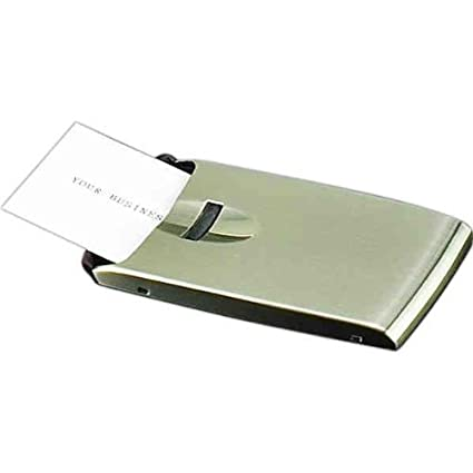 Amazon roller business card case stainless steel d296s home roller business card case stainless steel d296s colourmoves