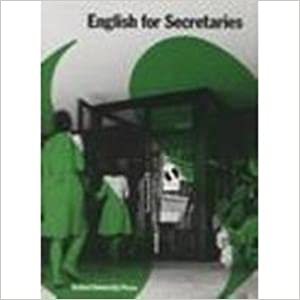 Book English for Secretaries: Student's Book by OUP ELTDU (1978-06-15)